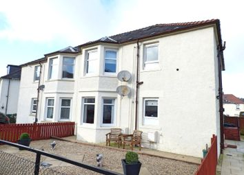 Thumbnail 2 bed flat for sale in Bannockburn Street, Greenock