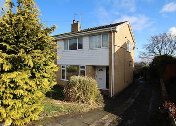 Thumbnail 3 bed semi-detached house for sale in Windsor Drive, Cornist, Flint, Flintshire