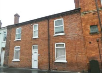 Thumbnail 1 bed terraced house to rent in 61 Cross Street, Lincoln