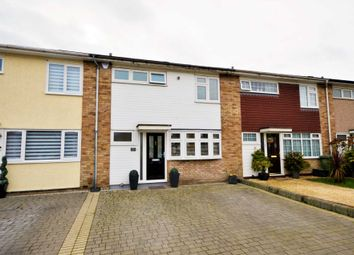 Thumbnail 3 bed terraced house for sale in Laburnum Avenue, Wickford
