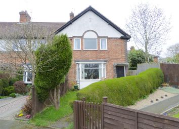 3 bed end terrace house for sale in Langford Grove, Harborne, Birmingham B17