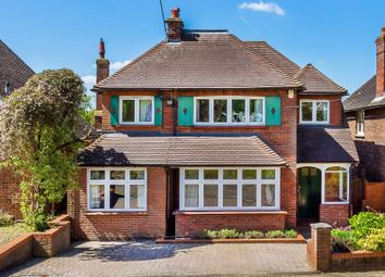 Thumbnail 4 bed detached house for sale in Hurst Green Road, Hurst Green, Oxted