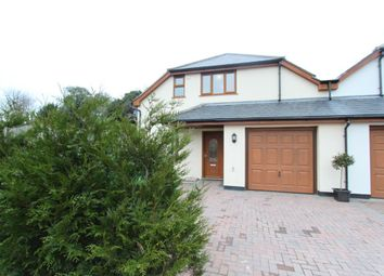 Thumbnail 3 bedroom semi-detached house for sale in The Street, Sholden, Deal
