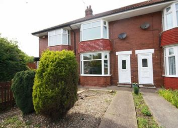 Thumbnail 2 bed terraced house to rent in Hotham Road North, Bricknell Avenue, Hull