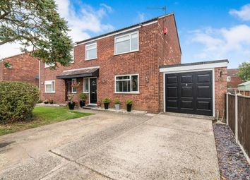 Thumbnail 3 bed semi-detached house for sale in Hellesdon, Norwich, Norfolk
