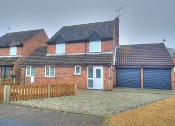 Thumbnail 4 bed detached house for sale in Latchmoor Park, Great Yarmouth