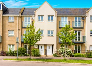 Thumbnail 3 bed town house for sale in Stone Hill, St. Neots