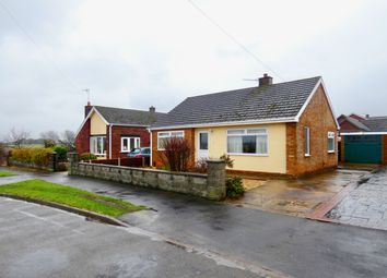 Thumbnail 3 bed detached bungalow for sale in Mill Crescent, Scotter, Gainsborough