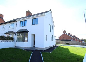 Thumbnail 3 bed semi-detached house for sale in 50, Sandhill Gardens, Belfast
