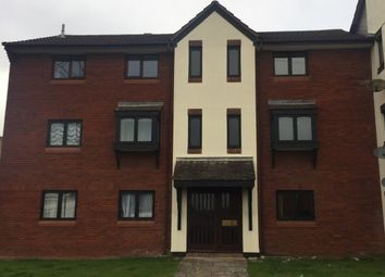 Thumbnail 1 bed flat to rent in Finch Close, Plymouth