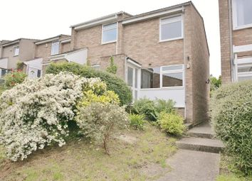 Thumbnail 2 bed terraced house to rent in Leafield Road, Oxford