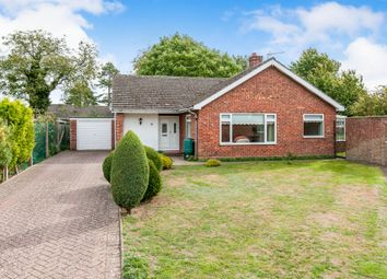 Thumbnail 3 bed detached bungalow for sale in Falcon Road, Feltwell, Thetford