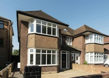 Thumbnail 5 bed flat to rent in East End Road, Finchley, London