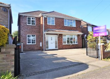 Thumbnail 5 bed detached house for sale in Ravendale Road, Cleethorpes