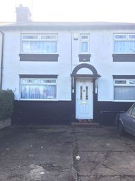Thumbnail 3 bed bungalow to rent in Warley Road, Oldbury