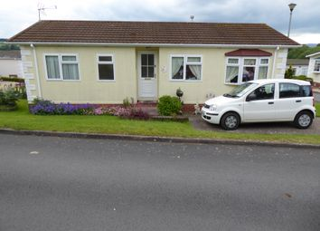 Thumbnail 2 bed mobile/park home for sale in Highley Park, Netherton Lane, Highley, Bridgnorth