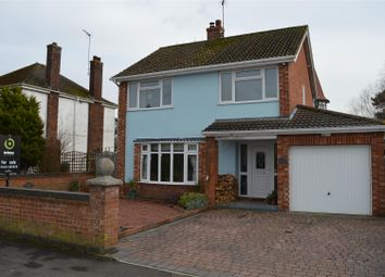 Thumbnail 3 bed detached house for sale in Ffolkes Drive, King's Lynn
