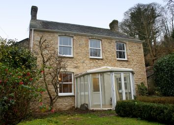 Thumbnail 4 bed semi-detached house to rent in Coombe, St. Austell