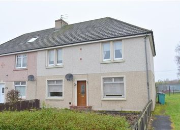 Thumbnail 2 bedroom flat to rent in Loanhead Crescent, Newarthill, Motherwell