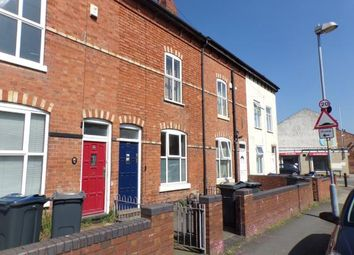 Thumbnail 3 bed terraced house for sale in St. Stephens Road, Selly Oak, Birmingham, West Midlands