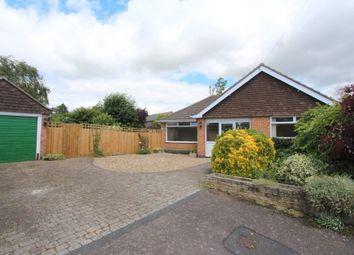Thumbnail 2 bed detached bungalow to rent in Fairfield Close, Langham, Oakham