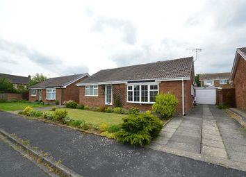 Thumbnail 2 bed detached bungalow for sale in Norwich Close, Scalby, Scarborough