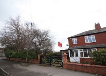 Thumbnail 3 bed semi-detached house to rent in Talbot Avenue, Roundhay, Leeds, West Yorkshire