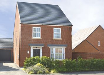 """Thumbnail 4 bed detached house for sale in """"Irving"""" at Yafforth Road, Northallerton"""