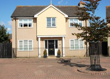 Thumbnail 4 bed detached house for sale in Archer Crescent, Tiptree, Colchester