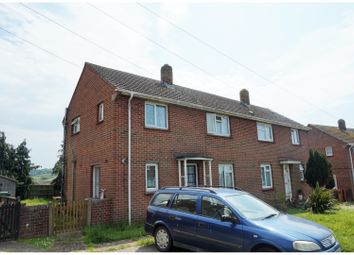 Thumbnail 3 bed semi-detached house for sale in Furrlongs, Newport