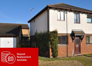Thumbnail 2 bed semi-detached house to rent in Spindleside, Bicester