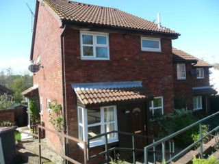 Thumbnail 1 bed end terrace house to rent in Jenner Way, Romsey