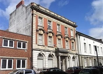 Thumbnail  Studio to rent in Pier Street, Swansea