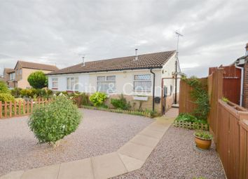 Thumbnail 2 bedroom semi-detached bungalow for sale in Lombardy Drive, Dogsthorpe, Peterborough