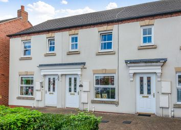 Thumbnail 2 bed town house for sale in Auction Place, Uttoxeter