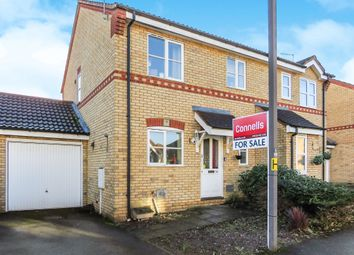 3 bed semi-detached house for sale in Wymondham, Monkston, Milton Keynes MK10