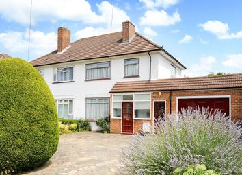 Thumbnail 3 bed semi-detached house for sale in Windermere Road, London