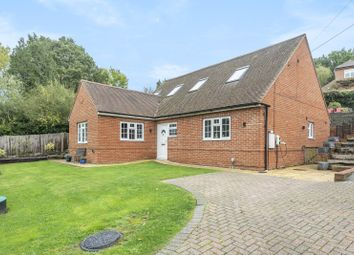 Thumbnail 4 bed detached house for sale in Heath Lane, Ewshot