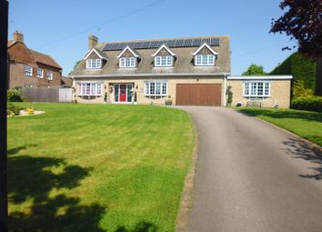 Thumbnail 5 bed detached house for sale in Market Rasen Road, Dunholme, Lincoln