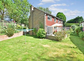 Thumbnail 3 bed detached house for sale in London Road, Pulborough, West Sussex