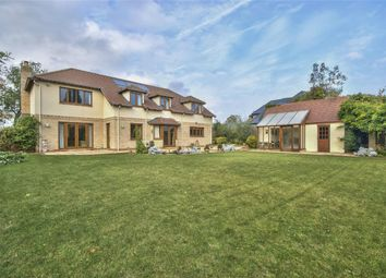 Thumbnail 5 bed detached house for sale in Longstaff Way, Hartford, Huntingdon, Cambridgeshire