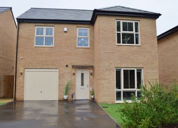Thumbnail 4 bed detached house for sale in Fraser Way, Wakefield