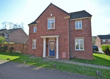 Thumbnail 4 bed detached house for sale in Spacious Family House, Tulip Walk, Newport