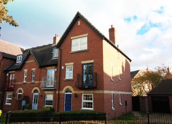 Thumbnail 4 bed town house for sale in Rectors Gate, Retford