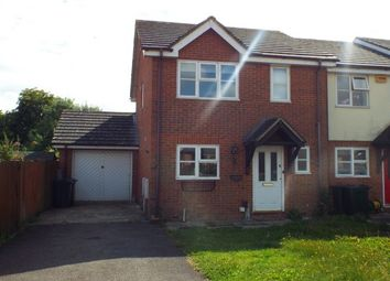 Thumbnail 3 bed property to rent in The Limes, Kingsnorth, Ashford
