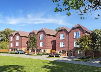 Thumbnail 3 bed terraced house for sale in King Edward Close, Christs Hospital, Horsham, West Sussex