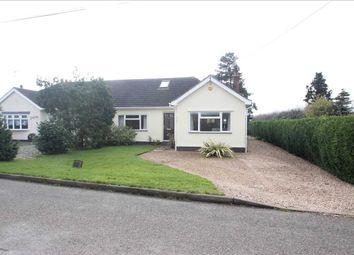 Thumbnail 3 bed bungalow for sale in Heath Villa, Heath Road, Weeley