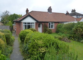 Thumbnail 2 bedroom semi-detached bungalow for sale in Brian Avenue, Norwich