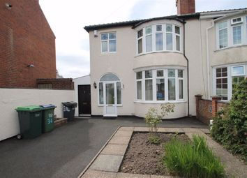 Thumbnail 3 bed semi-detached house for sale in Ashes Road, Oldbury