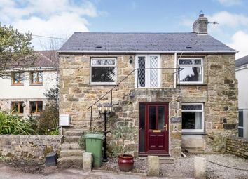 Thumbnail 2 bed detached house for sale in Crowlas, Penzance, Cornwall